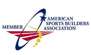 The American Sports Builders Association Logo