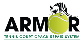 The Armor Crack Repair logo small