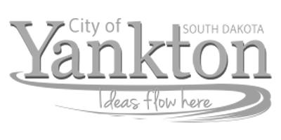 City of Yankton Sports Courts Logo